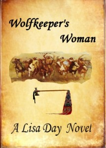Lisa Day wolfkeeper cover